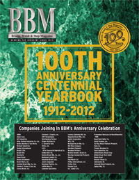 BBM 100 Year Cover