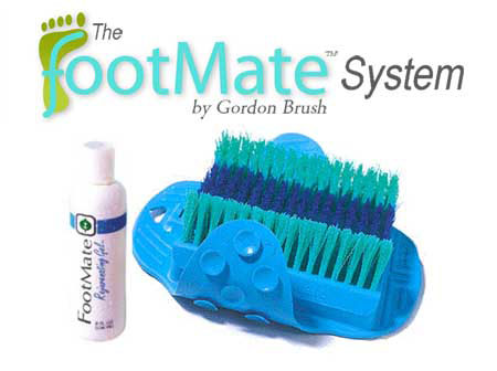 Gordon Brush Footmate