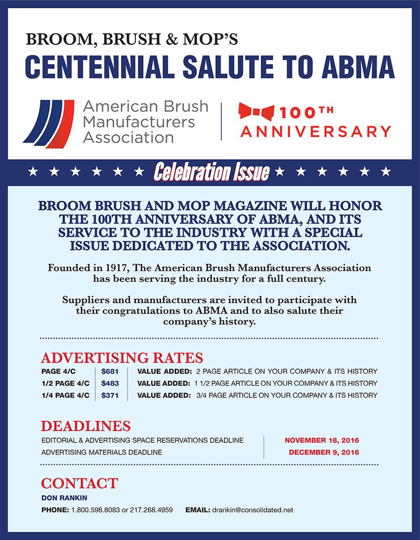 ABMA Celebration Issue