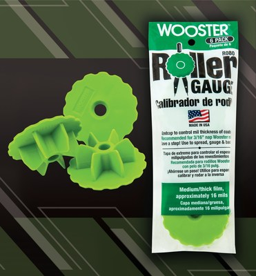 Wooster Roller Guage System